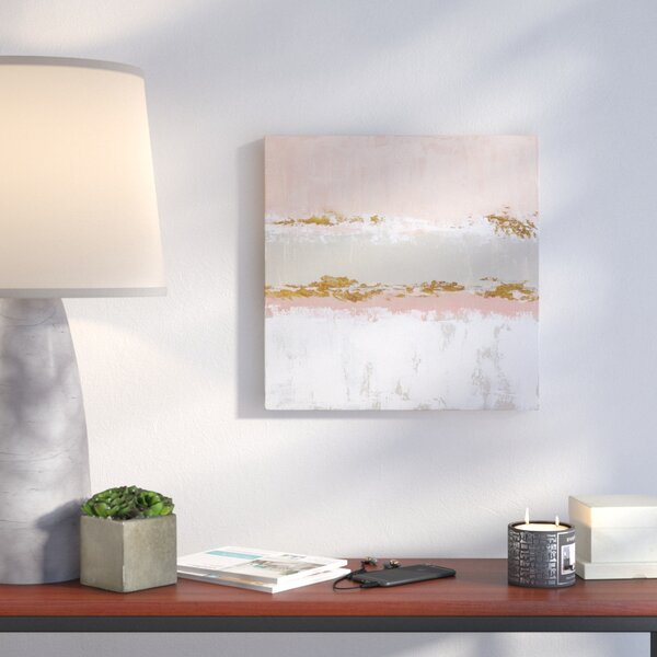 Sedona Sunset Print On Canvas By Ivy Bronx.
