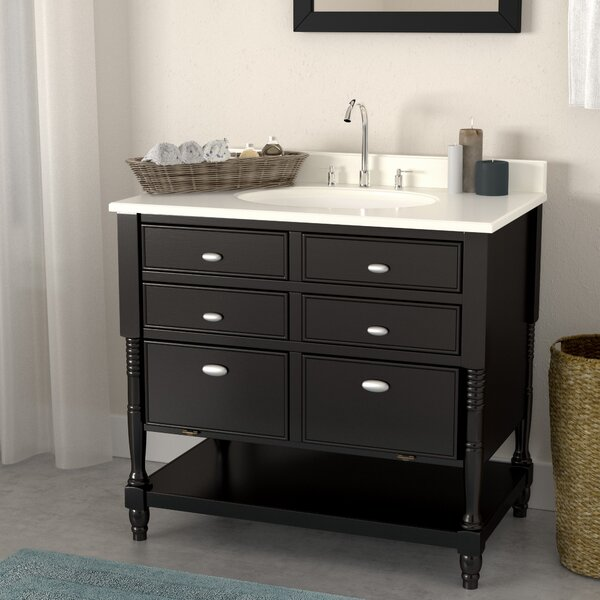 Barbey 36 Single Bathroom Vanity Set by Darby Home