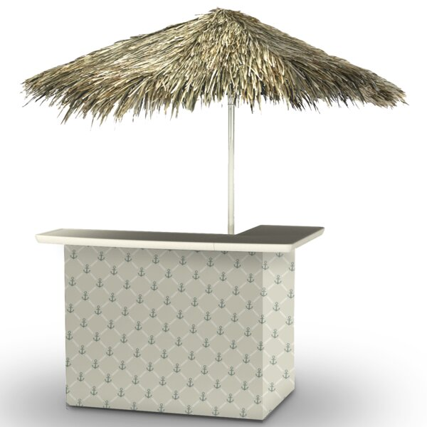 Anchors Away Tiki Bar Set By Best Of Times by Best of Times Cool