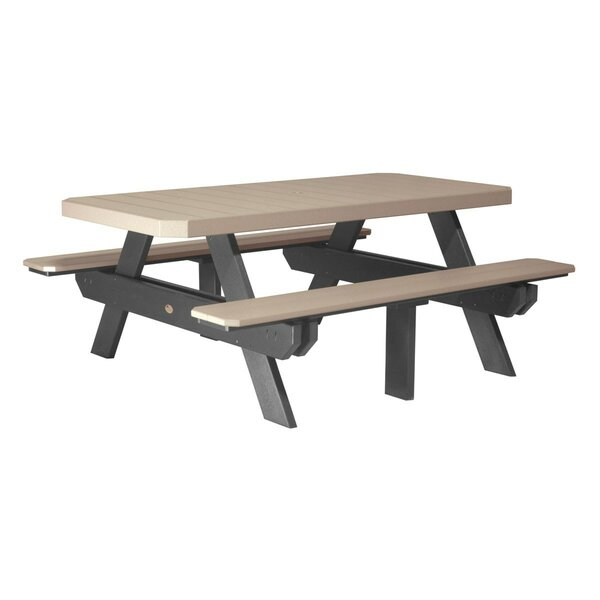 Puchta Picnic Table by Ebern Designs
