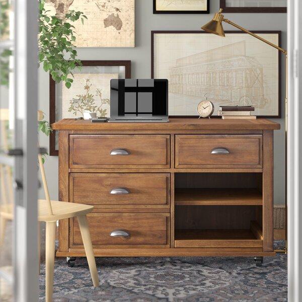 Stromsburg Credenza Desk