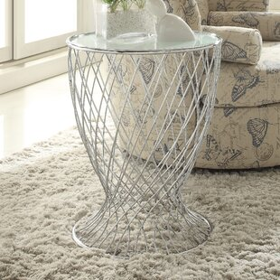 Zara End Table by Woodhaven Hill