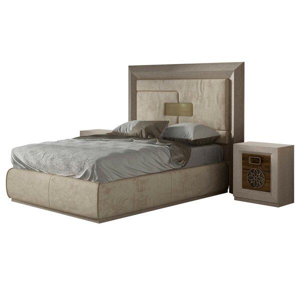 Berkley Panel 4 Piece Bedroom Set by Orren Ellis