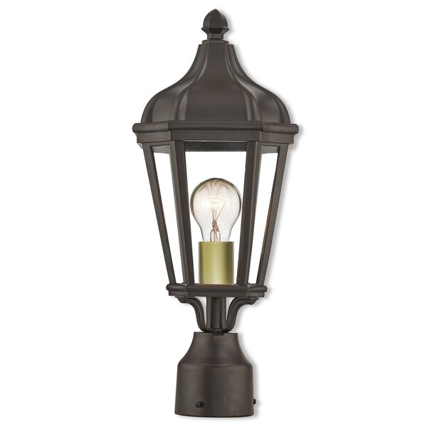 image DeMotte Outdoor 1-Light Lantern Head by Darby Home Co