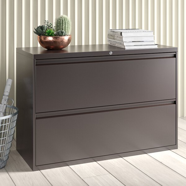 Fortress 2-Drawer Lateral Filing Cabinet