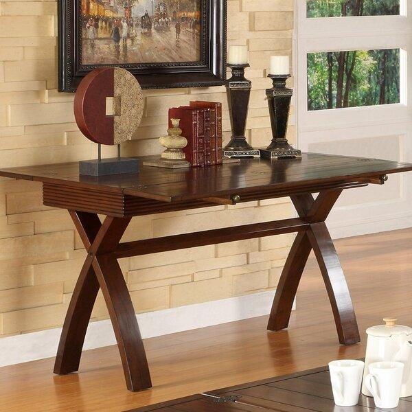 Kingston 50-inch Solid Wood Console Table by Hokku Designs Hokku Designs