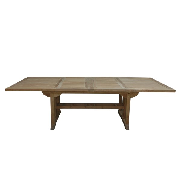Sahara Teak Dining Table by Anderson Teak