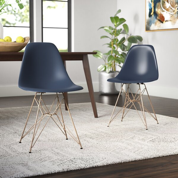 Mohnton Side Chair (Set of 2) by Wade Logan