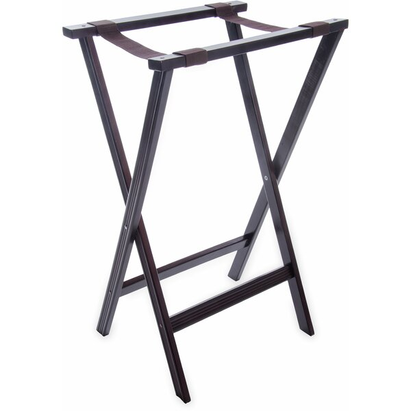 Wood Tray Table (Set of 6) by Carlisle Food Service Products