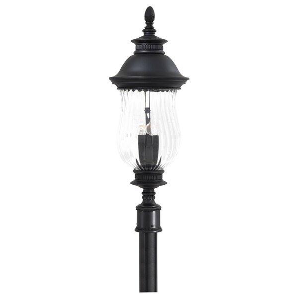 Newport Outdoor 4-Light Lantern Head by Great Outdoors by Minka
