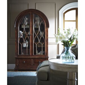 Donie Lighted China Cabinet Top by One Allium Way