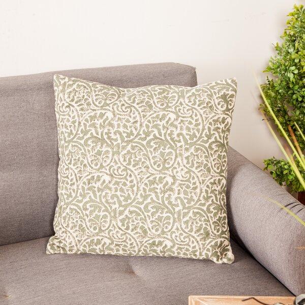 Giunta Modern Filigree Kilim Throw Pillow by Bungalow Rose