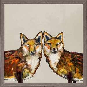 Eli Halpin 3 Piece Framed Painting Print on Canvas Set (Set of 3) by GreenBox Art