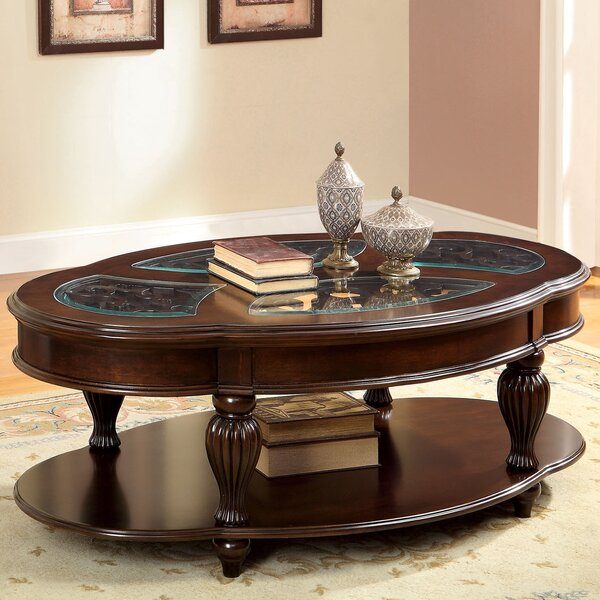 Rhuddlan Coffee Table by Astoria Grand