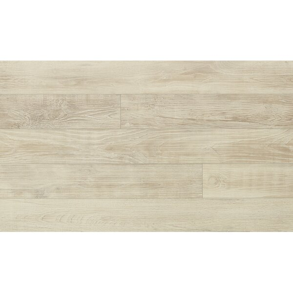 Elevae 6 x 54.34 x 12 mm Chestnut Laminate Flooring in Sand Castle by Quick-Step