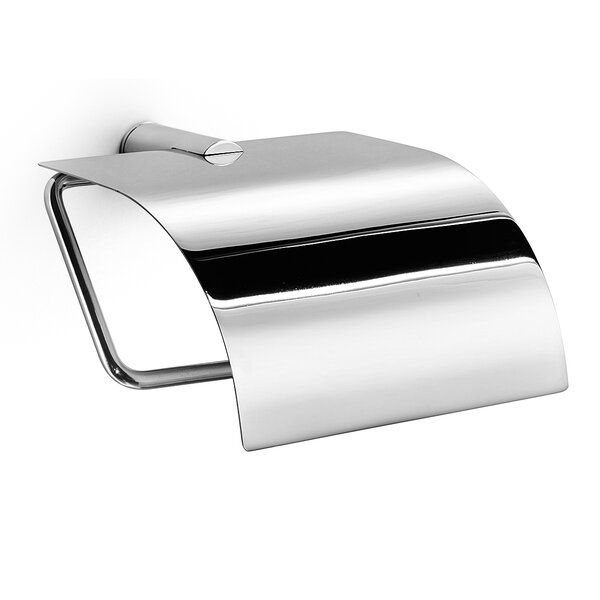 Picola Toilet Paper Holder with Lid