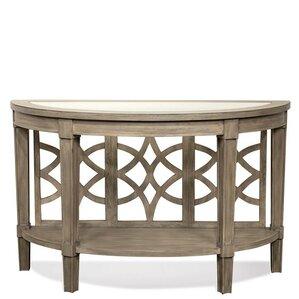 catalpa console table