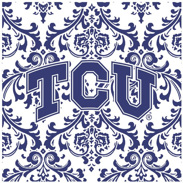 Texas Christian University Occasions Trivet by Thirstystone