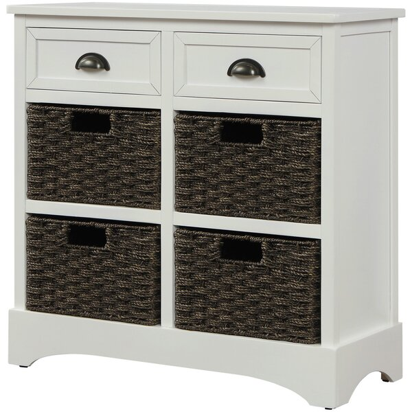 Marmora 6 Drawer Accent Chest By Winston Porter