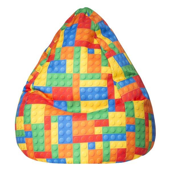 Standard Bean Bag Chair & Lounger By Zoomie Kids
