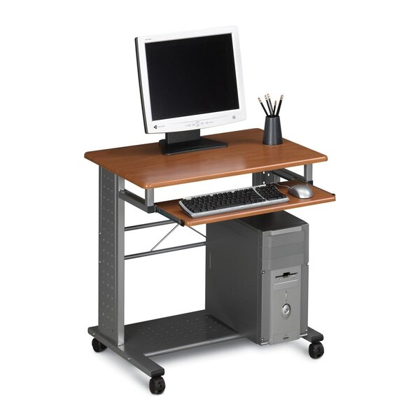 Mobile Workstation AV Cart by Mayline Group