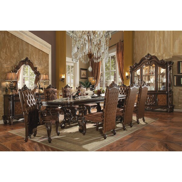 Syble 9 Pieces Extendable Dining Set by Astoria Grand