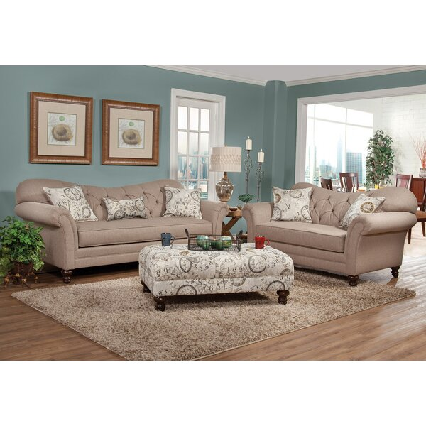 Larrick 8 Piece Living Room Set by Ophelia & Co.