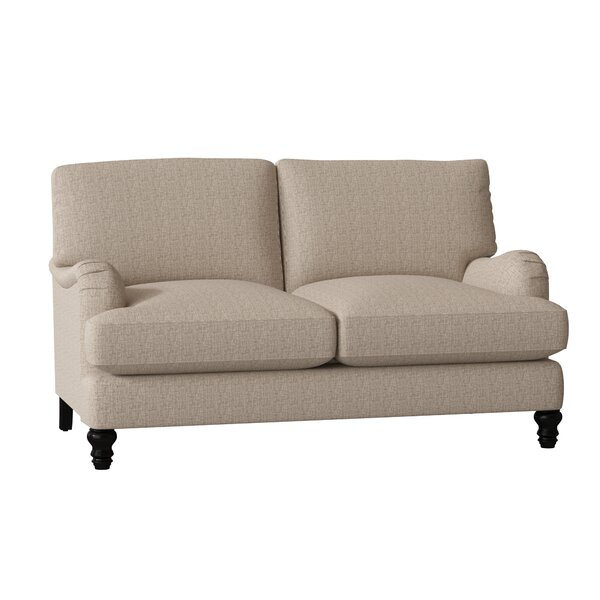 Cool Collection Montgomery Upholstered Loveseat by Birch Lane Heritage by Birch Lane�� Heritage