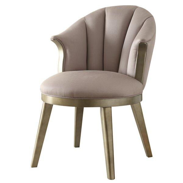 Cathryn Barrel Chair by Everly Quinn
