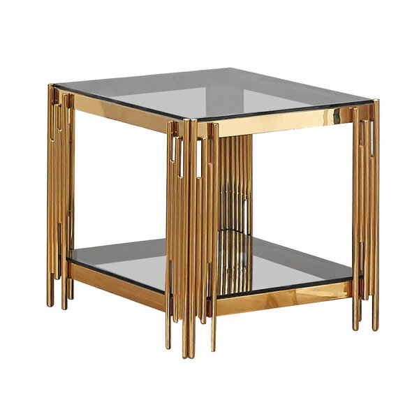 Hardesty End Table by Mercer41