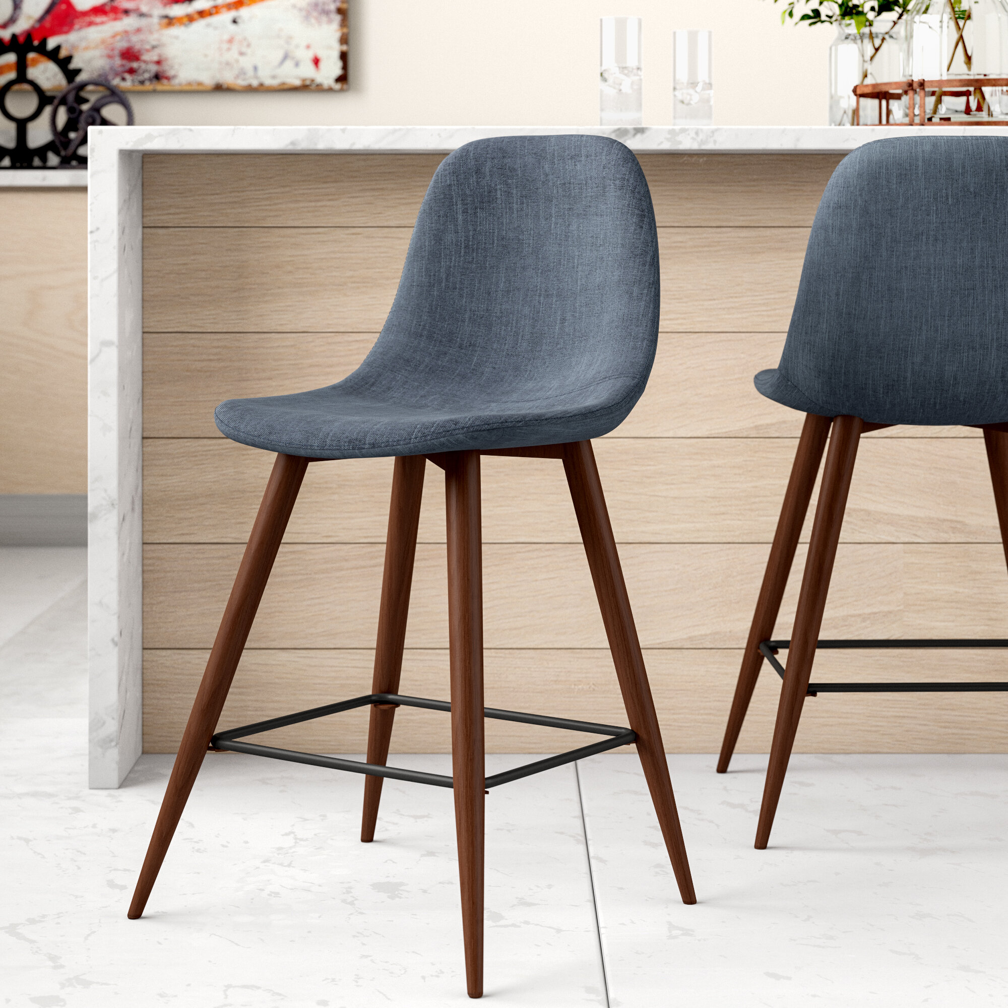 Fabulous Birdsall Bar Counter Stool Beatyapartments Chair Design Images Beatyapartmentscom