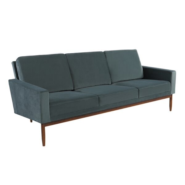 Heredia Danish Sofa By Brayden Studio