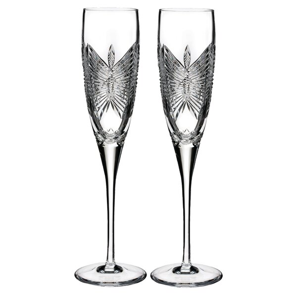 Wedding Champagne Flute (Set of 2) by Waterford