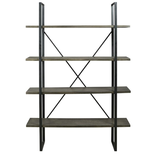 Lave Rectangle Metal Frame Etagere Bookcase By Gracie Oaks