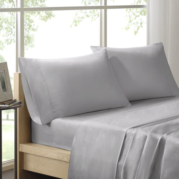 Moffett 300 Thread Count Pima Cotton Sheet Set by The Twillery Co.