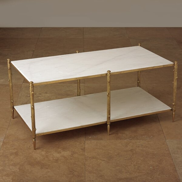 Arbor Coffee Table with Tray Top