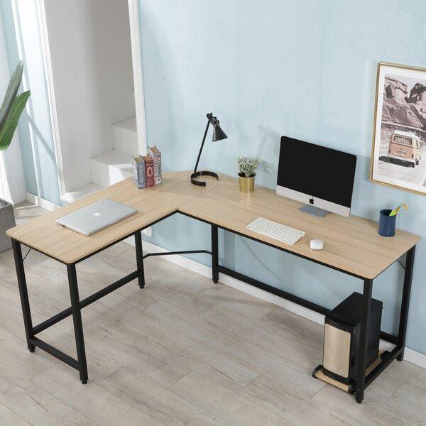 Jevan L-Shaped Gaming Desk