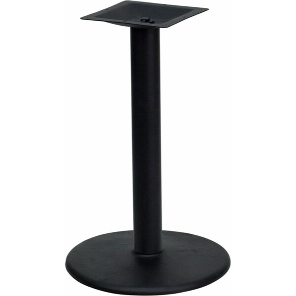 Round Restaurant Table Base by Symple Stuff