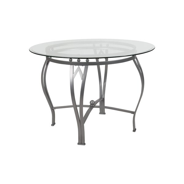 Velasquez Dining Table by Fleur De Lis Living