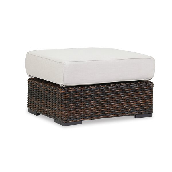 Montecito Ottoman With Cushion By Sunset West by Sunset West Today Sale Only