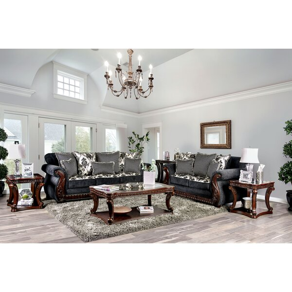 Andrea Configurable Living Room Set by Astoria Grand