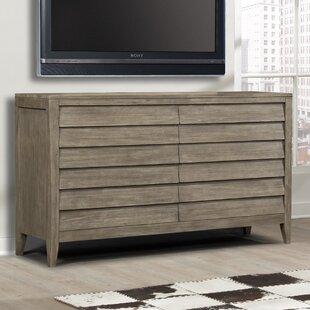 Amazing Trawalla 6 Drawer Double Dresser