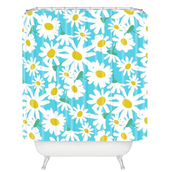 Zoe Wodarz Daisy Do Right Shower Curtain by Deny Designs
