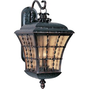 Best Price Oruada 3-Light Outdoor Wall Lantern By Astoria Grand