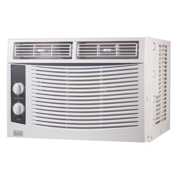 5,000 BTU Energy Star Window Air Conditioner by Black + Decker