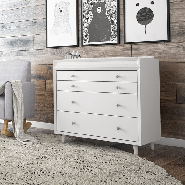 Wooster 3 Drawer Dresser by Karla Dubois