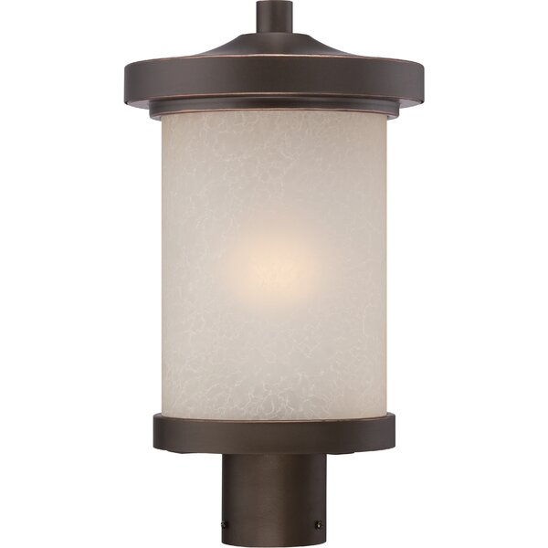 Thorpe Outdoor 1-Light LED Lantern Head by Alcott Hill