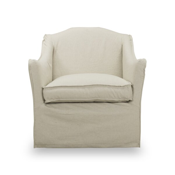 Lyke Armchair by Rosecliff Heights