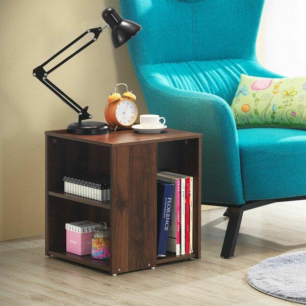 Denzeil End Table By Ebern Designs