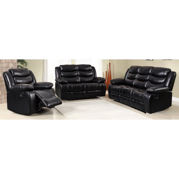 Hilger Manual Wall Hugger Recliner by Latitude Run